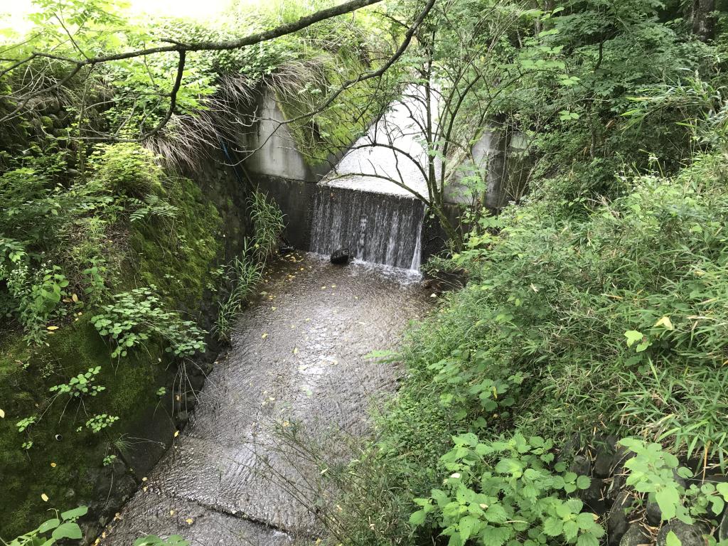 小屋暮らしの水道手段