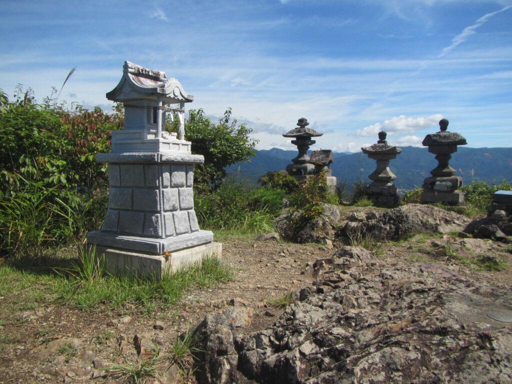 戸神山登山(群馬県)
